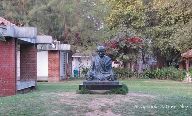 Sabarmati Ashram Ahmedabad Gujrat
