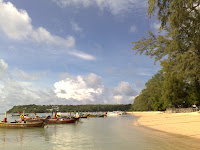 Weather Photos from Rawai Beach, Phuket
