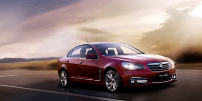 2013 Holden VF Commodore Calais V Concept