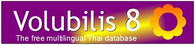 Exclusive Thai romanization system: WHAT YOU SEE IS WHAT YOU SAY!