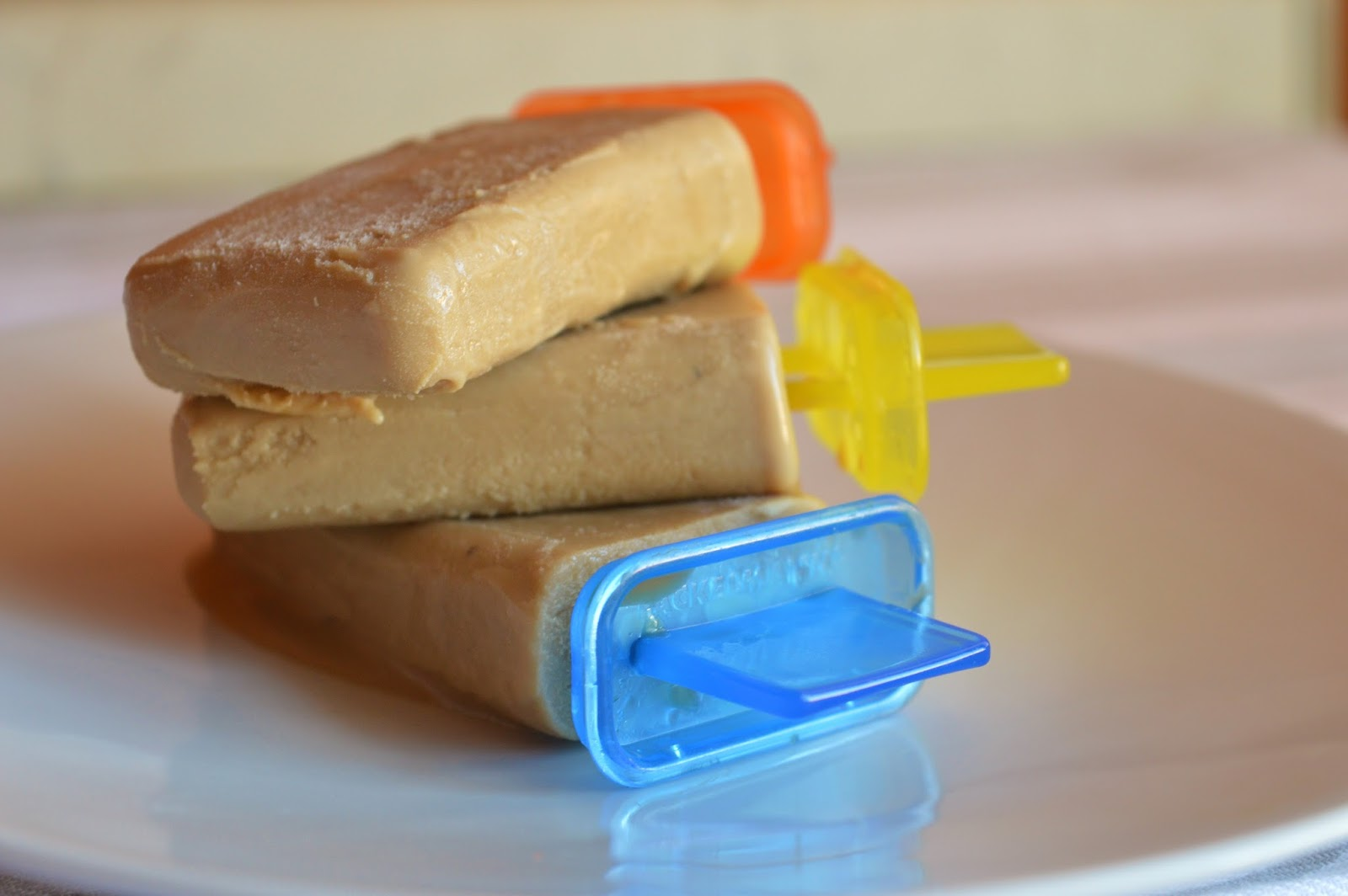 Pancakes and Biscotti : Butterscotch Pudding Pops
