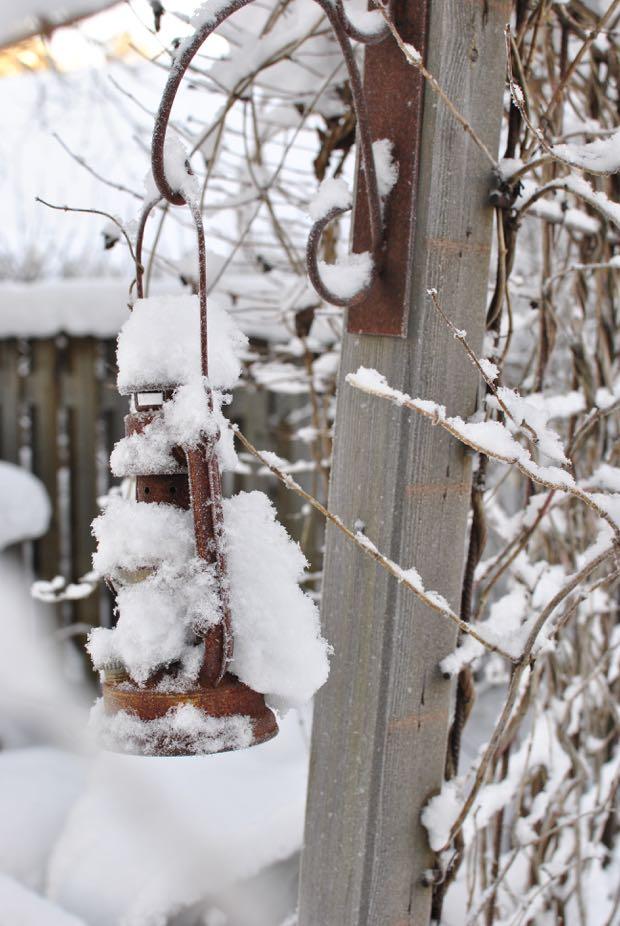 hannashantverk.blogspot.se trädgård vinter snö