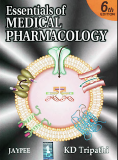 Essentials of Medical Pharmacology - K.D. Tripathi 6th Edition
