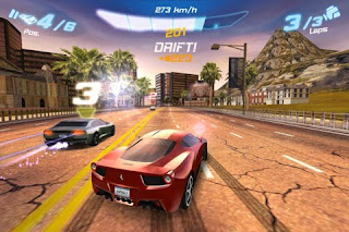 Asphalt 6 Adrenaline HD HVGA QVGA - Download Free APK + Data For Android