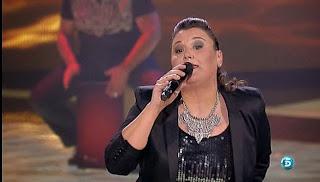Estela Amaya: Vivir sin Aire-Semifinal La Voz