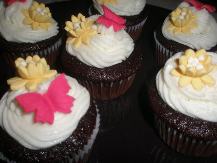 Cupcake Lótus
