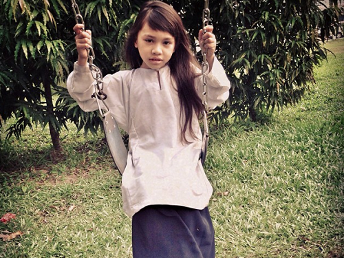 Puteri Balqis Enggan Ke Sekolah Kerana Dibuli Rakan Belajar Di Rumah
