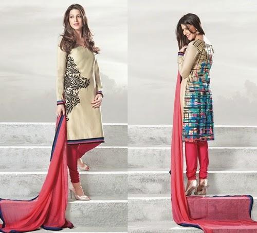 Indian Lawn Dresses 2014