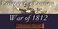 Preserve the War of 1812 Pensions