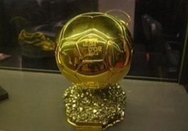 Balón de Oro Messi
