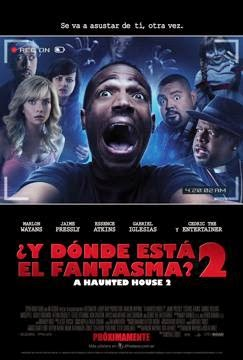 Y Donde Esta el Fantasma 2 en Español Latino