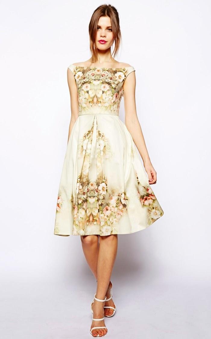 Weekly shopping update elle blogs for Asos vintage wedding dresses