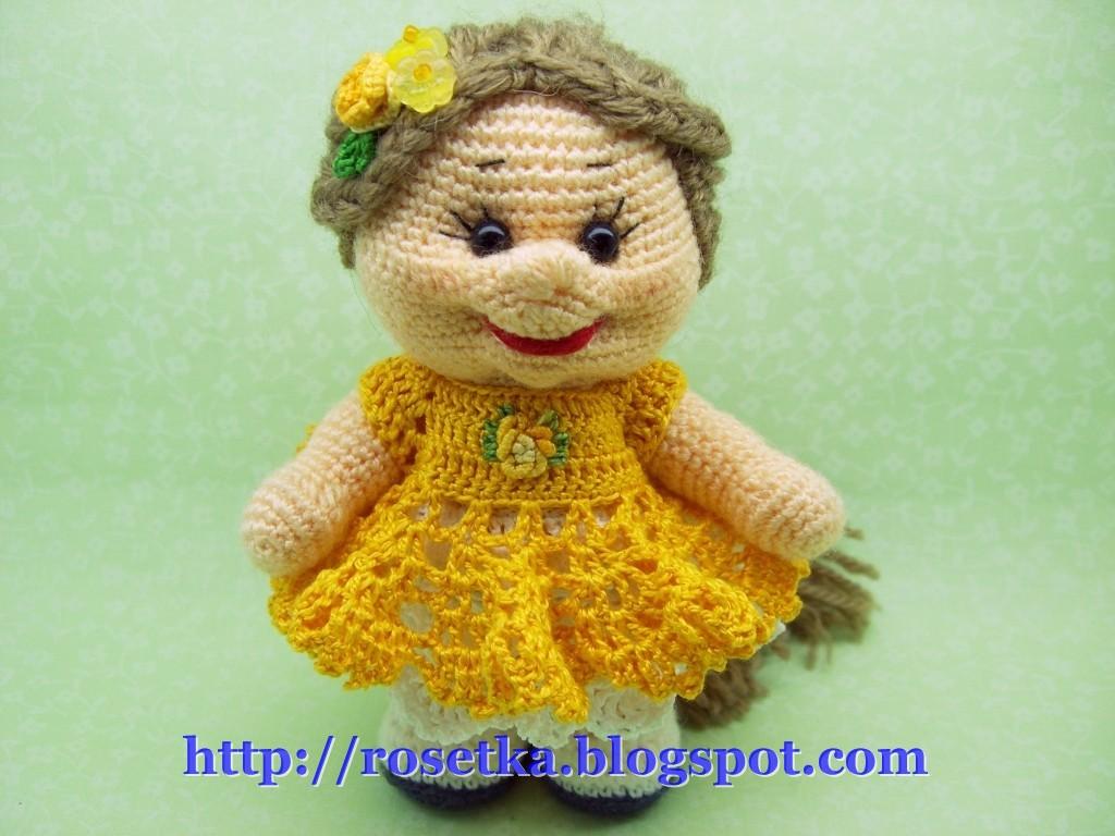 Niloya Amigurumi Free Pattern Doll Oyuncak Bebek : Amigurumi Bebek Yap?l???- Amigurumi Free Pattern Tiny ...