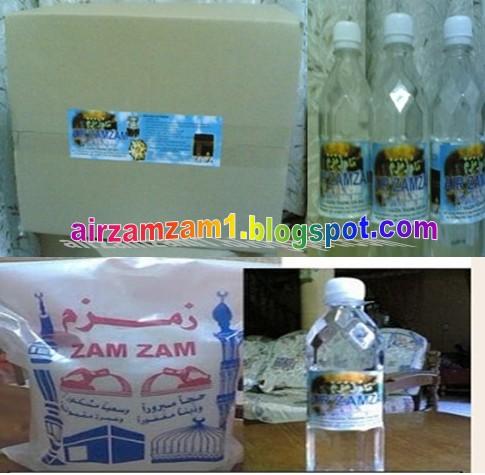 Air Zamzam RM170 (Sarawak) & RM150 (Semenanjung)