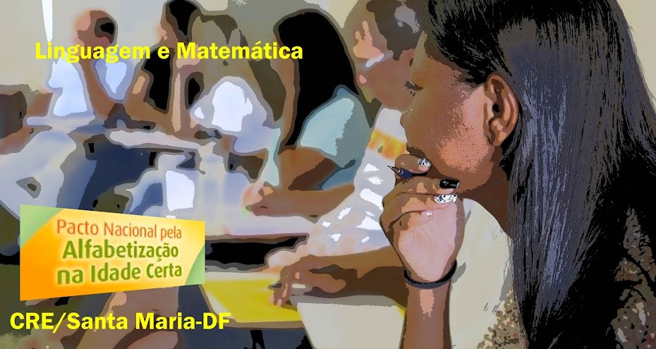 CRA/PNAIC - CRE SANTA MARIA-DF