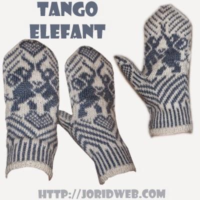 Tango Elefant Votter