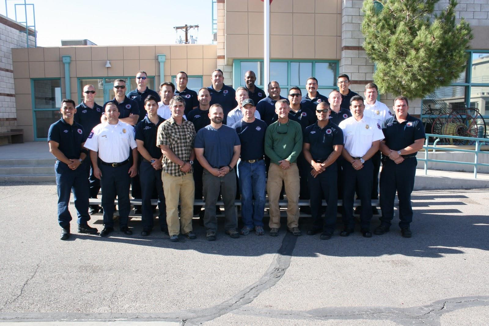 Wildland Fire Leadership: El Paso FD Embraces Leadership