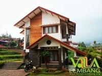 Villa Istana Bunga Lembang Blok F No.12