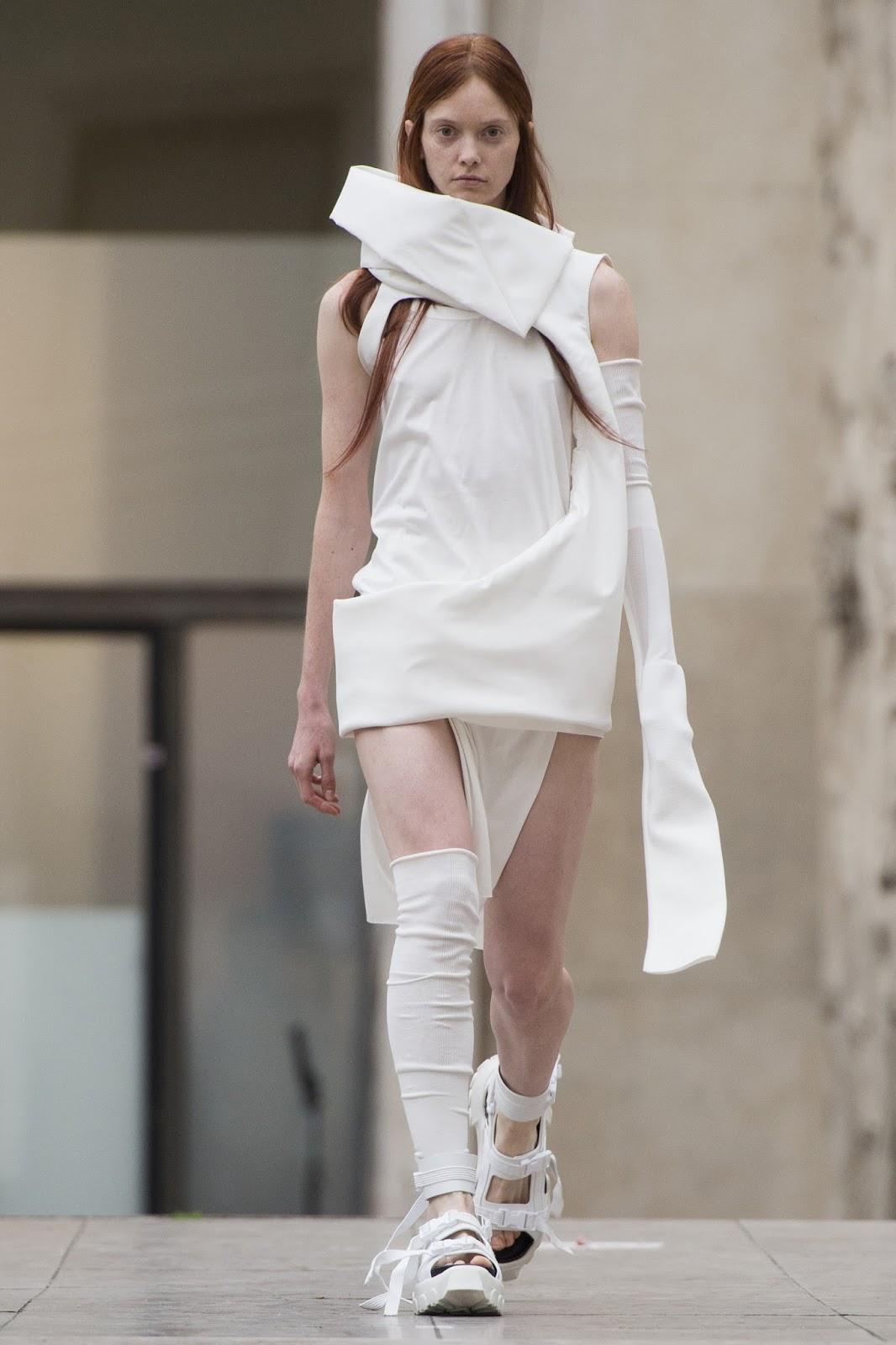 Rick owens fashion show 2018 92