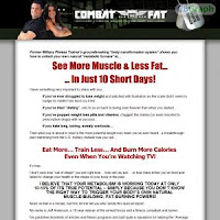 Combat The Fat - Best Fitness Program - Best Weightloss