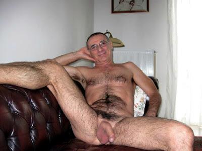 Hombres maduros bellos 49 – Older men daddys