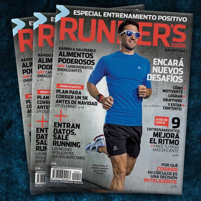 Runner's World Argentina - Noviembre 2015