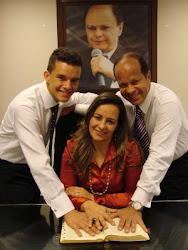 Bp. Sérgio e Família