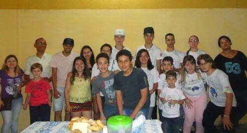 IAM e JM da Diocese de Guarulhos (SP) participa de Vigília Missionária em preparação ao Dia Mundial das Missões