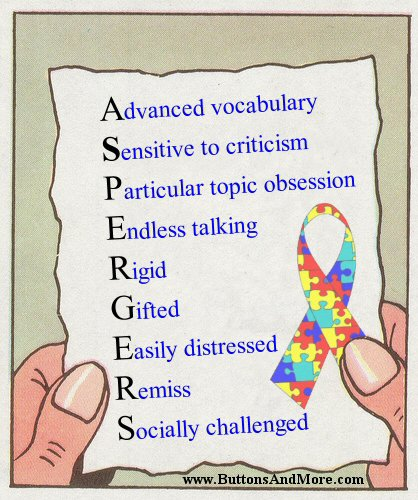 Aspergers Syndrome in Adults - Mental Health Matters