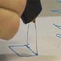 Caneta 3D que desenha no ar