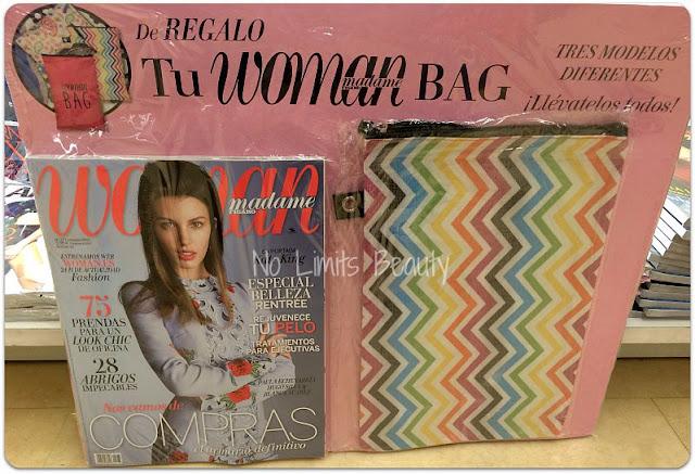 Regalos revistas Octubre 2015: Woman