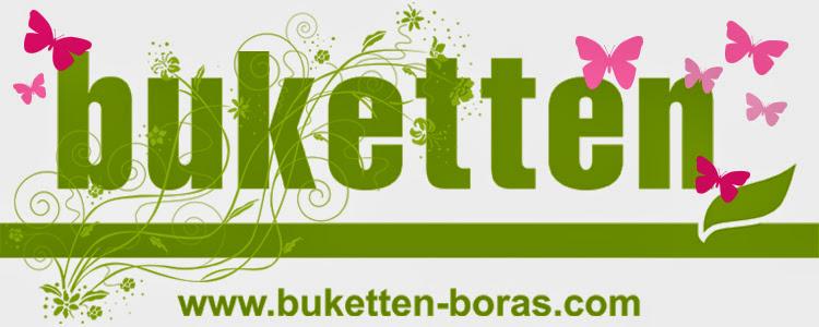Buketten Borås - Blogg
