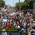 Manifestação reúne milhares de pessoas nas ruas de Iguatu pedindo recursos para saúde, educação, moradia e emprego