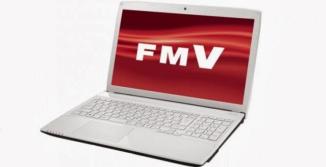 Fujitsu Lifebook AH42/M,Notebook,Intel Haswell,Layar HD