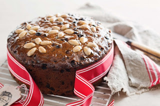 Easy Christmas cake recipe