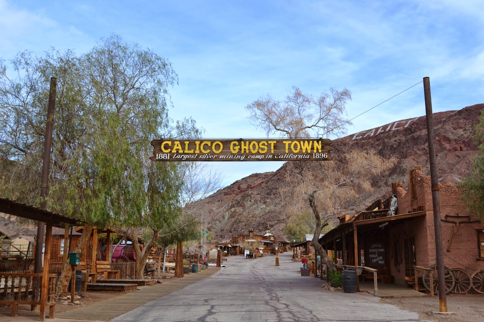 No Bad Days RVing: Calico Ghost Town & Campground
