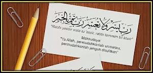 Doa Mohon Dipermudahkan Urusan