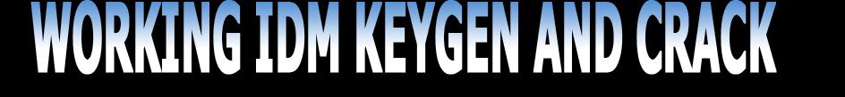 Internet Download Manager ~ Cracks & Keygen Free Downlaod
