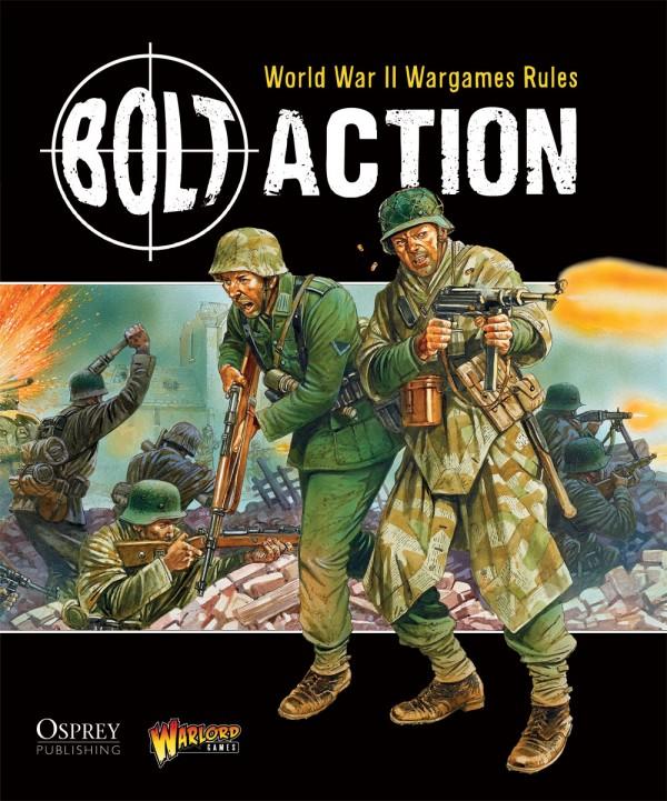 Nouvelle règle d'escarmouche seconde guerre - Bolt action Bolt-Action-Rulebook-Cover