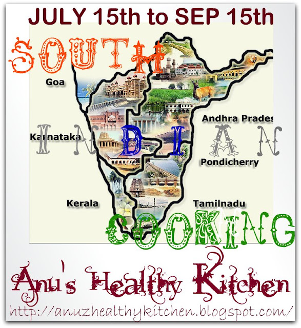 South Indian Cooking (SIC) Series