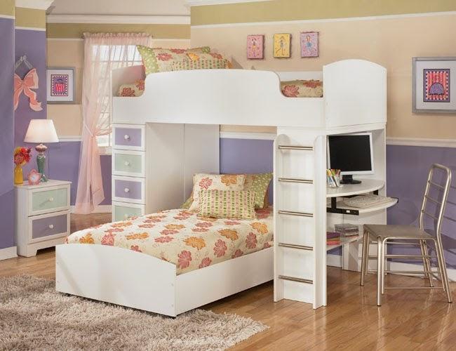 Desain Kamar Tidur Anak | Kids Bedroom Designs