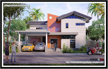 Philippine Dream House Design Two-storey