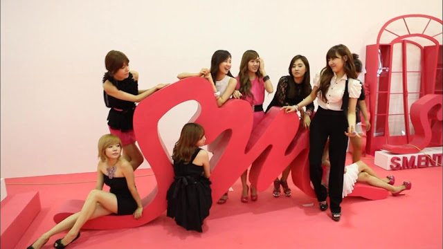 [PICTURE] SNSD on SM Family Photoshoot
