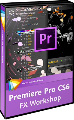 Video2Brain: Premiere Pro CS6 FX Workshop (2012)