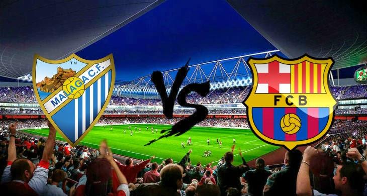 Prediksi Malaga vs Barcelona 25 September 2014