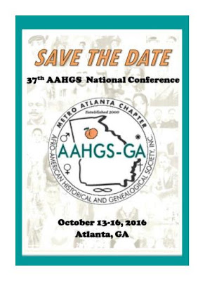 CALL FOR PAPERS: 37th NATIONAL AFRO-AMERICAN HISTORICAL & GENEALOGICAL SOCIETY, INC (AAHGS)