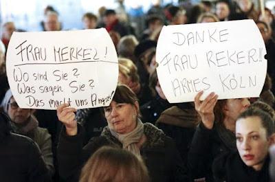 Köln, migránsok, Németország, nők elleni erőszak, ZDF, Elmar Theveßen