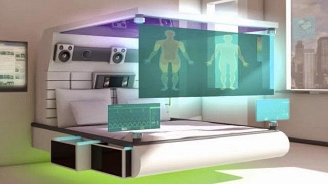 Future Bedroom Technology