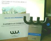 """1º PREMIO MEJOR WEB 'PERSONAL' 2012 """"Cantabria en Imágenes, M y P"""""""