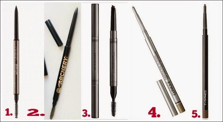 Make Art Not War The Best Must Have Eyebrow Pencils